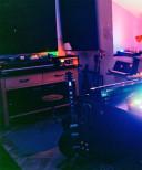 Wobblersound Studio - room 1 - music composition sound design