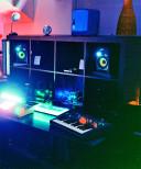 Wobblersound Studio - room 2 - music composition sound design