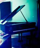 Wobblersound Studio - grand piano - music composition sound design